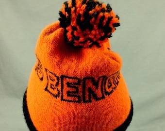 Cincinnati Bengals Vintage Winter Hat Beanie 6377ec584
