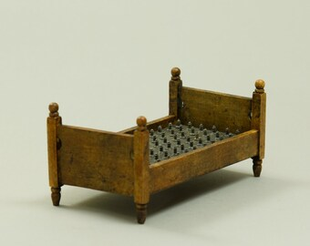 Bed of Nails - Dollhouse Miniature - 1:12 scale Artisan Handmade