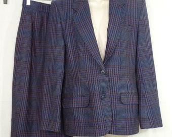 Austin Reed Suit Etsy