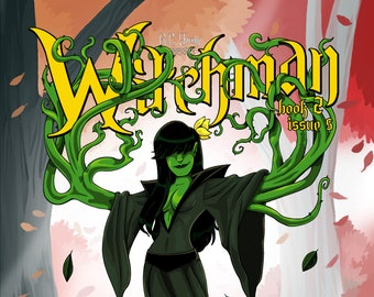 Witchman Book 2 Issue 5