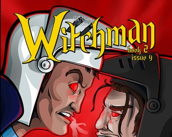 Witchman Book 2 Issue 4