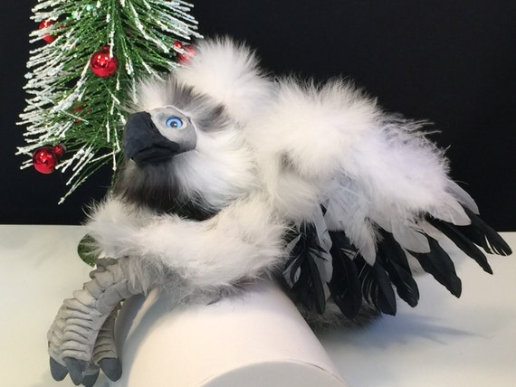 Hyppogriff Fantasy Puppet Pet Buckbeak Mythical Creature