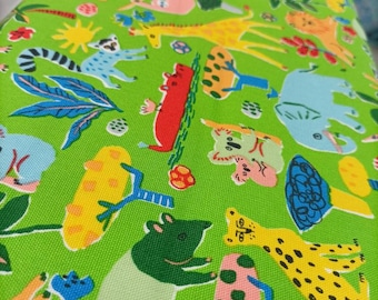 Japanese Fabric /Cotton /Animals