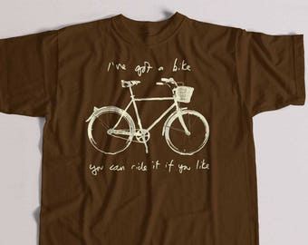 A Tribute to Syd Barrett T Shirt - I ve Got A Bike Unisex and Lady Fit  Sizes Available Pink Floyd Prog Rock Old Skool Hooligans 757c2d286