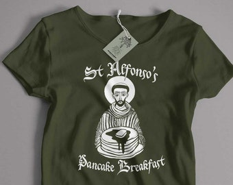 fc1c1fc45 Inspired by Frank Zappa T Shirt - St Alfonso's Pancake Breakfast |  Small-4XL and Lady Fit Sizes Available