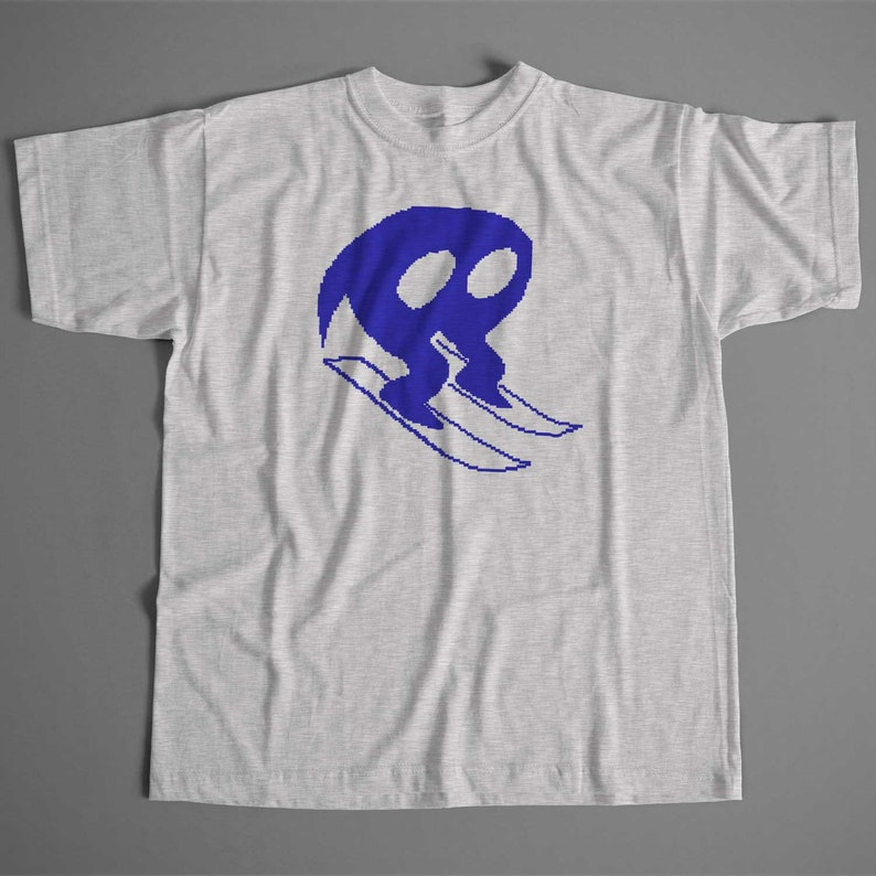 Horace Goes Skiing T-shirt for Men or Women.