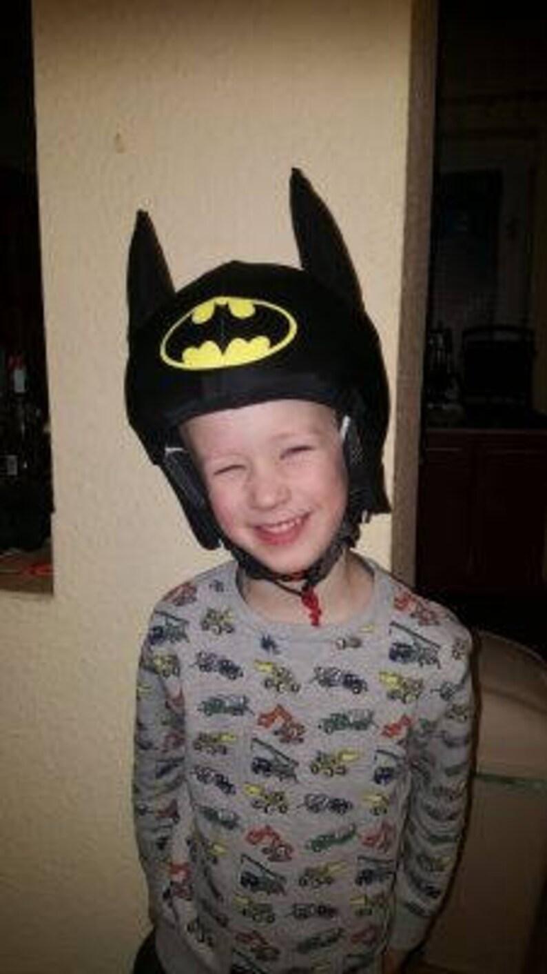 Batman cycling helmet cover ideal family christmas gift cycling helmet cover batman lover ski helmet cover batman multisport accessory