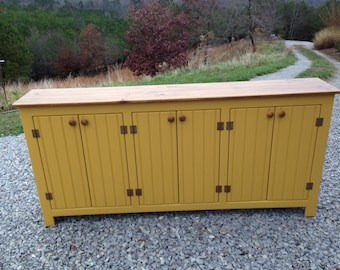 Painted Sideboard, Pantry Ideas, Buffet, Foyer Table, Entryway Furniture