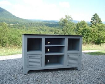 Media Console, Custom TV Stand, Customized Media Cabinet