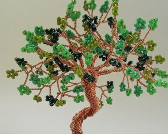 Spring Tree (Decorative OOAK SpringTree of Life Sculpture)