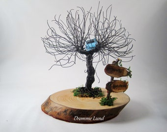 Made To Order Whomping Willow Tree Sculpture Two Varieties To Choose From