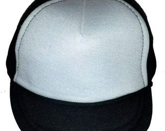 Bulk Pricing per Dozen Infant Baby Sized Snapback Mesh Trucker Hat Cap d5f788196e8