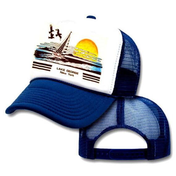 2edb946f693 Items similar to Lake George New York Hat Cap on Etsy