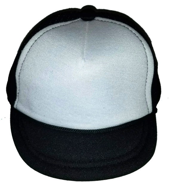 Bulk Pricing per Dozen Infant Baby Sized Snapback Mesh Trucker Hat Cap 38185ede455