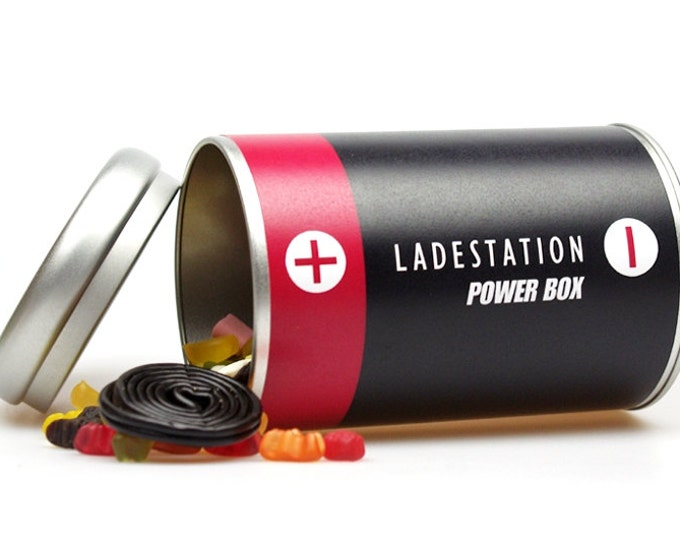LADESTATION Gift Tin