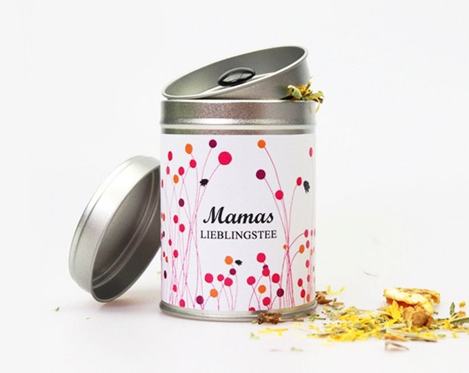 MAMAS LIEBLINGSTEE Tea Caddy
