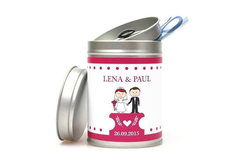 WEDDING PODIUM Gift Box customizable image 0