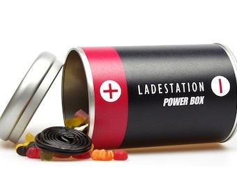 LADESTATION Gift Tin