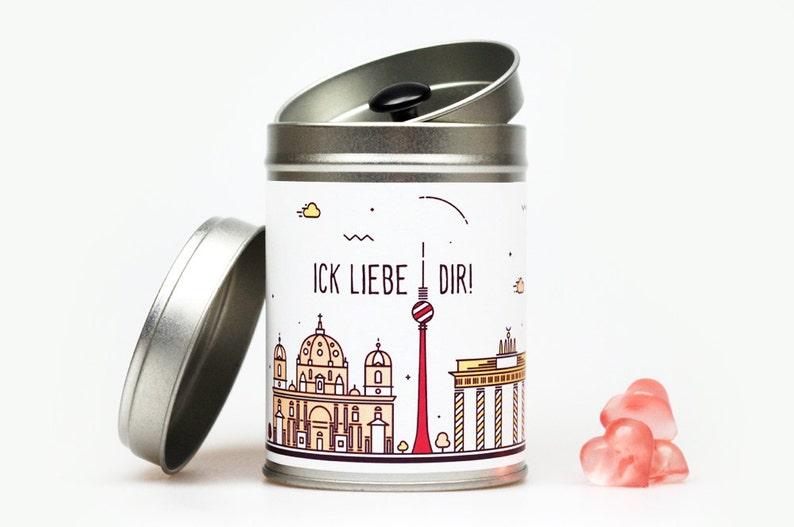 BERLIN Tea Caddy image 0