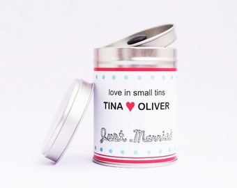 WEDDING Gift Box personalized