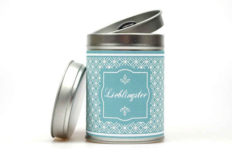 LIEBLINGSTEE Tea Caddy image 0