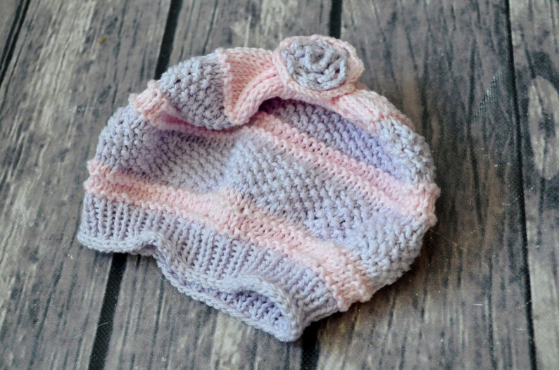 toddler clothes organic cotton, Sweater hat Set Toddler cardigan pink gray Cardigan Hand Knit Baby Girl Sweater Baby shower Gift