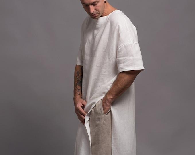 MEN'S LINEN CLOTHING