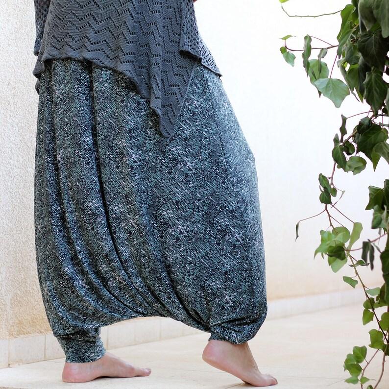 Goddess clothing Very Low Crotch Pants Custom made Drop Crotch Casual Harem Skirt Pants Tall Women/'s Clothing Plus Size Maternity