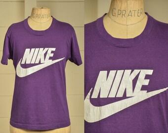 a26bf5db702f6 80s nike shirt | Etsy