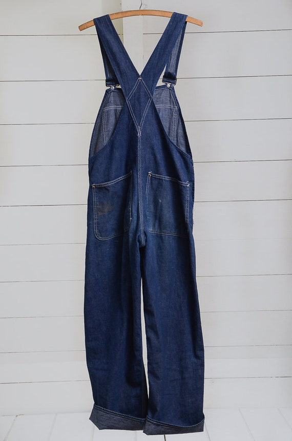 1930s Womens Workwear Overalls Strong & Reliable … - image 4