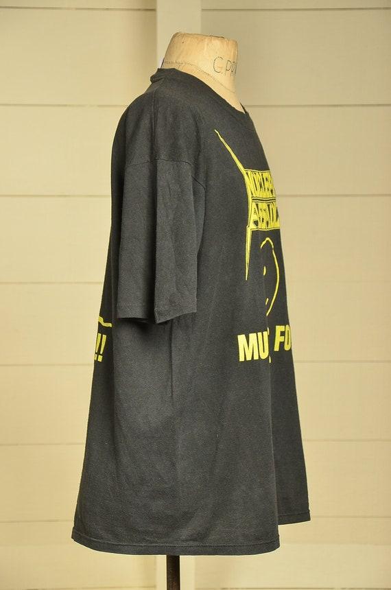 80 s assaut les nucléaire Mutants pour les assaut armes nucléaires Thrash Metal T Shirt c0943a