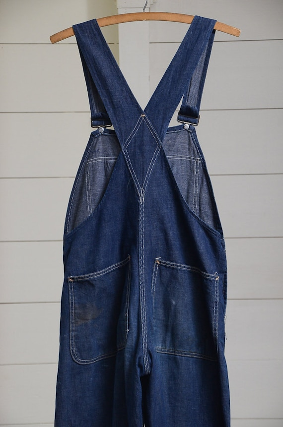 1930s Womens Workwear Overalls Strong & Reliable … - image 5