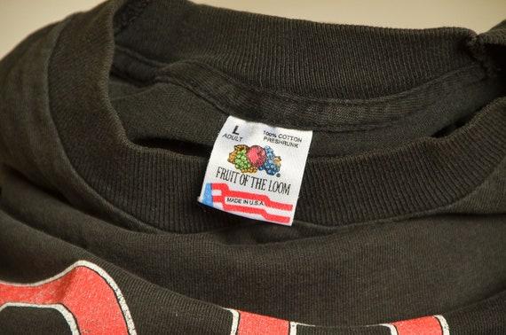 90 s s 90 D.R.I. définition Tour sale pourri imbéciles longues manches en coton noir T Shirt fcf180