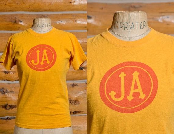 1970s Jefferson Airplane Bark Album Yellow Cotton