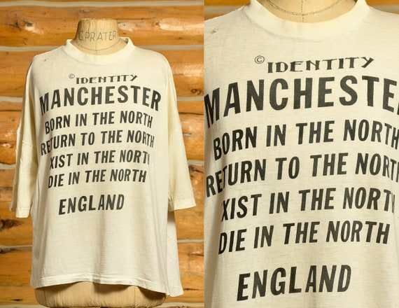 1970s Manchester England Pride Soft and Thin UK Pu