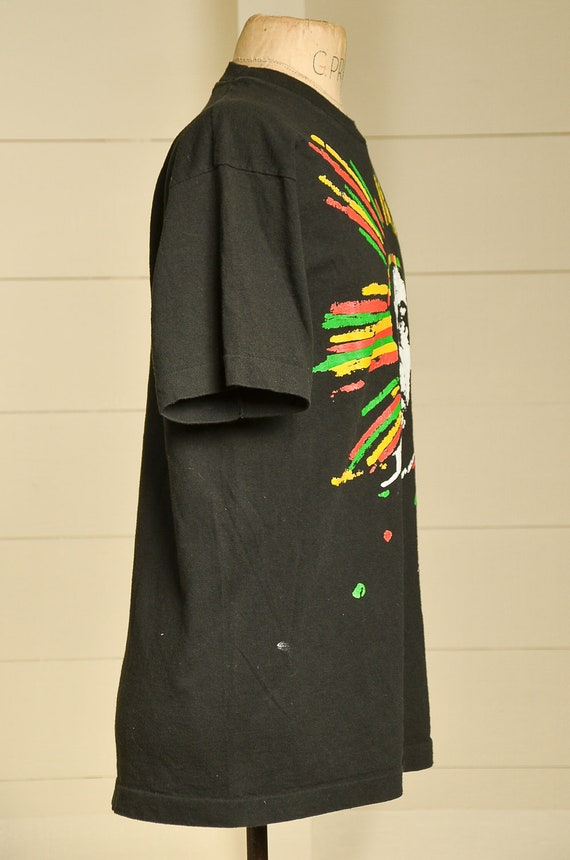 90 s Sun Ra espace lieu est le lieu espace noir coton T Shirt f79e5d