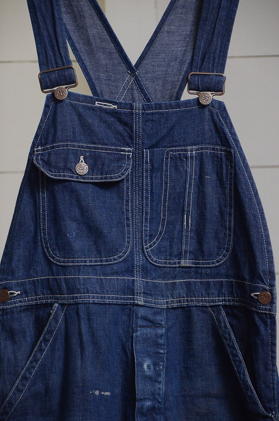1930s Womens Workwear Overalls Strong & Reliable … - image 2