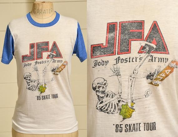 1985 JFA Jody Fosters Army Hardcore Paper Thin Pun