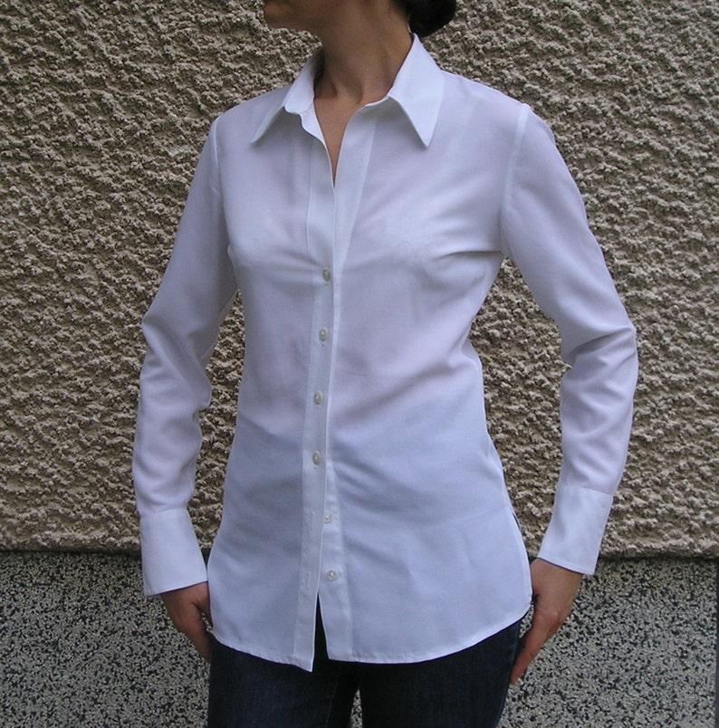 ON SALE  Vintage 90s Oxford Button Shirt size XS-S