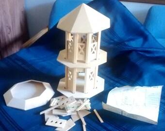Fantasy Island Wood Tower Kit