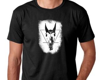 57ebe639 Skulls, hardcore, heavy metal, halloween, mens t shirt, Gildan soft style  150gsm light weight cotton t shirt