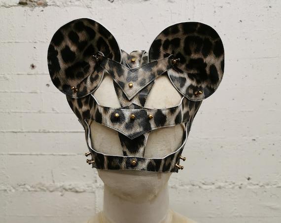 Maske 'Leo Maus' - Sale