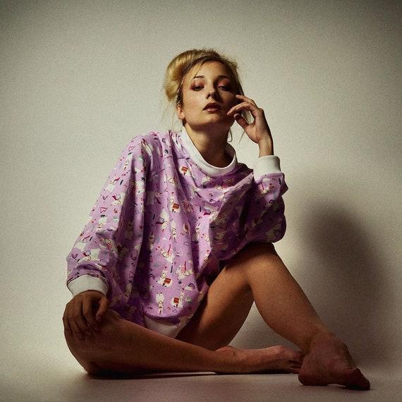 Kimono Pullover 'Alpaka'