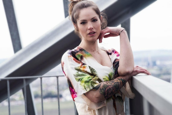 Kimono 'Palme'
