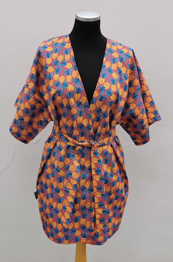 Kimono 'Ananas'