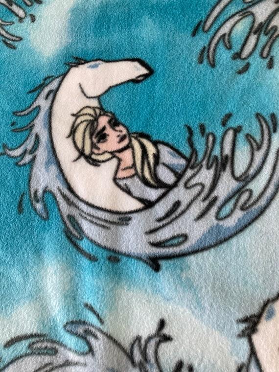 Elsa toddler fleece