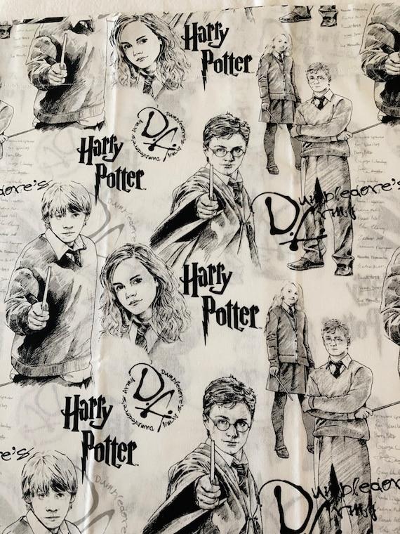Harry Potter travel pillowcase