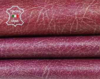 MULBERRY PEARLIZED rhino grainy Italian Goatskin goat leather skin skins 6sqf 1.0mm #A7273