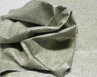 Italian Lambskin leather hide hides skin skins PATENT BEIGE PRINTED 14sqf  #A1061