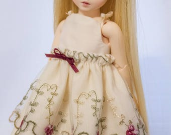 YoSD Flowery Lace Dress